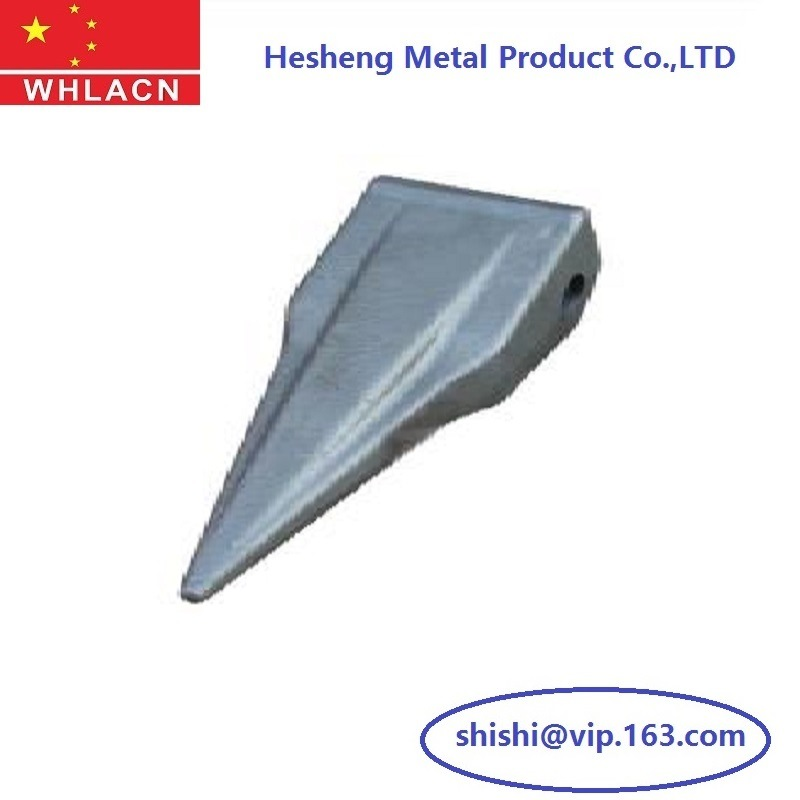 Precision Casting Tractor Excavator Bucket Teeth