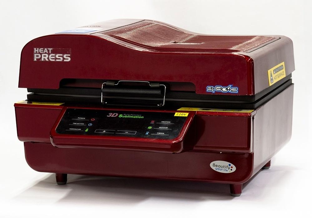 3D Sublimation Machine, 3D Heat Press Printing Machine (ADL)