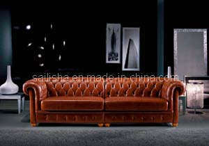 Modern Classic Leather Fabric Reclining Sofa Bed Chair Home Furniture