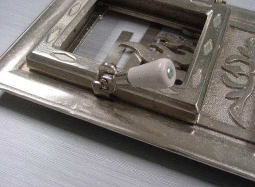 Casting Oven Door (KS-F-2)