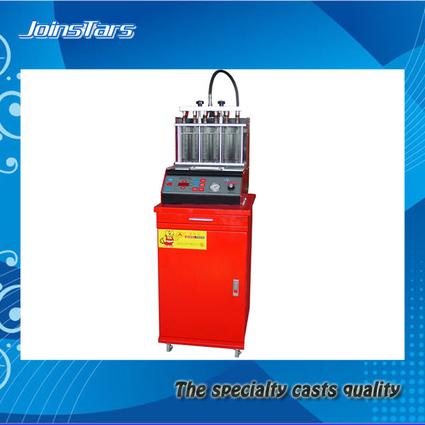 Fuel Injector Analyzer and Cleaner for Car Repair