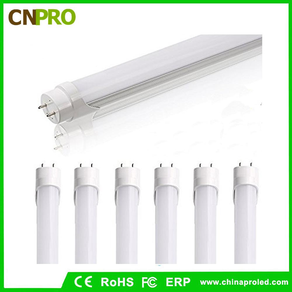 High Lumens Output 65000k 18W 4FT T8 LED Tube Light