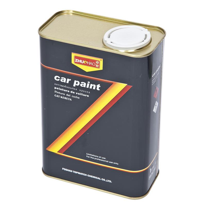 Zhuohao Car Paint - 5000 Clear Coat and Hardener