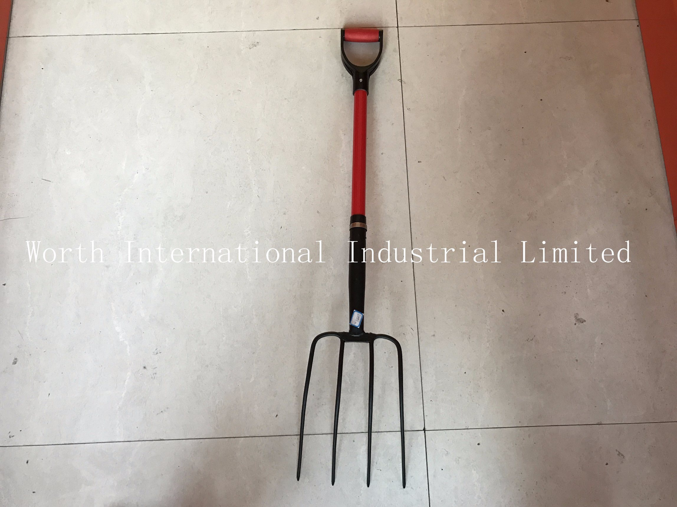 Fiberglass Handle Shovel D Grip