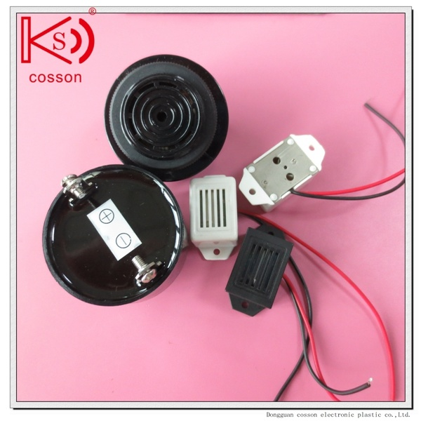 90dB Piezo Electric Buzzer Manufacturer Self Drive Piezo Buzzer
