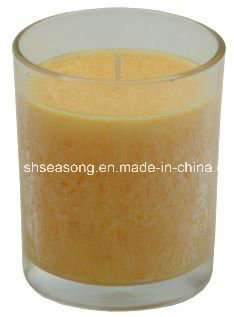 Glass Candle Holder / Tea Light Holder / Candle Cup (SS1337)