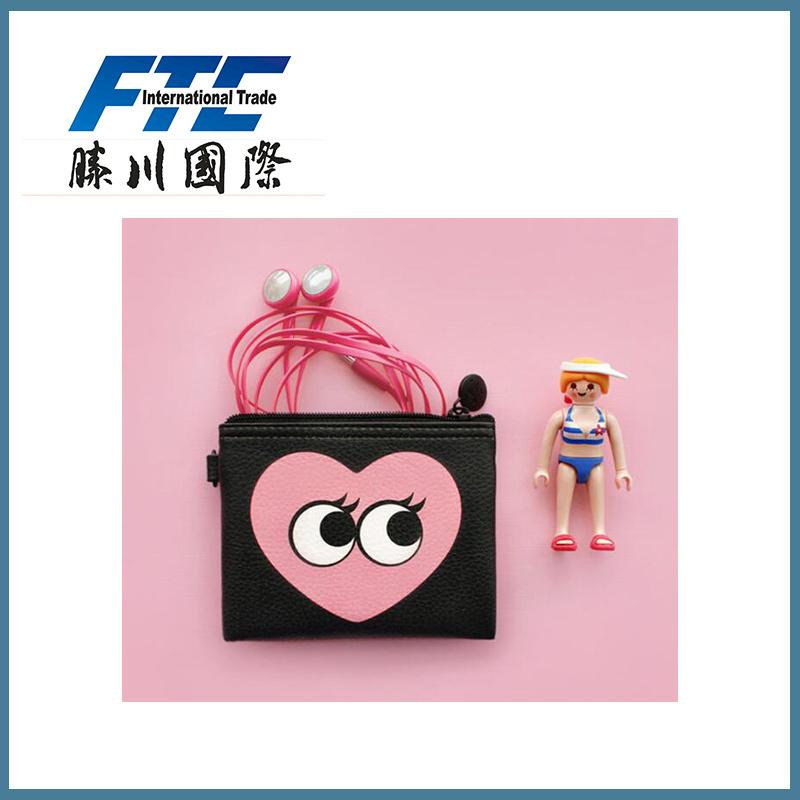 Cute Mini Women Girls Handhold Coin Wallets Handbag