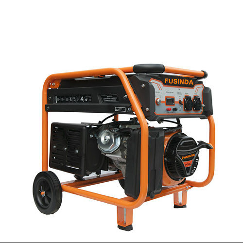 5kw/6kw Ce Electric Start Petrol Generator for Home Use