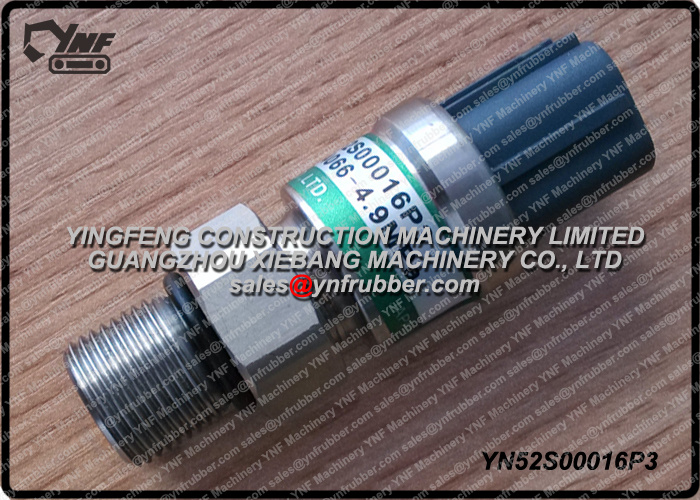 Excavator Electric Parts Yn52s00016p3 Low Pressure Negative Sensor for Kobelco Excavator Parts Sk200-6 Sk200-3 Sk200-5