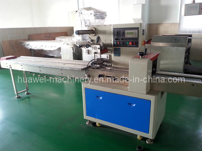 Horizontal Packing Machine for Biscuits
