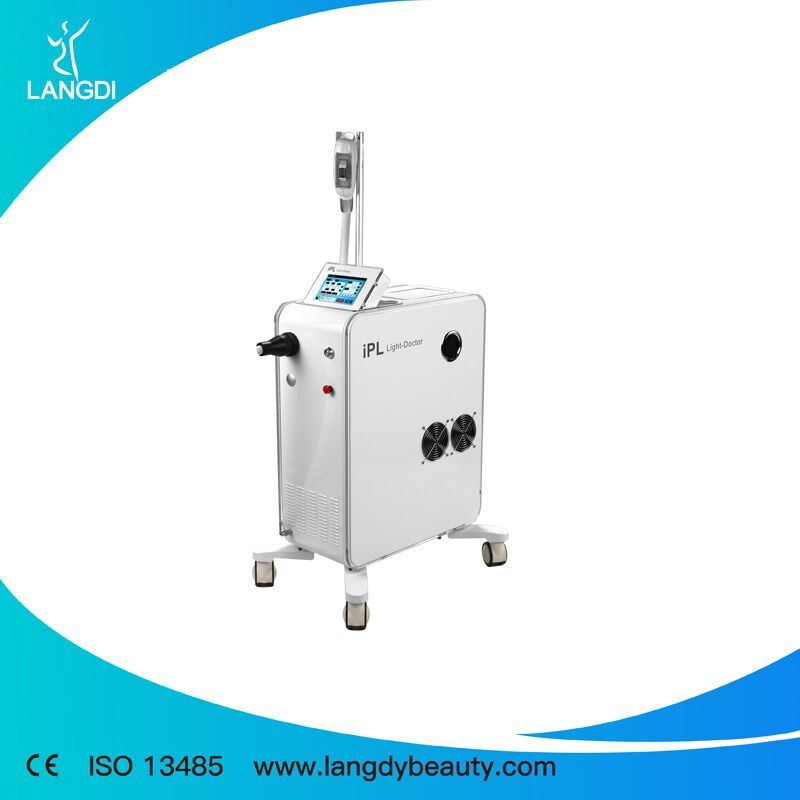IPL RF Technology Face Lifting Hair Removal Beauty Machine