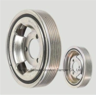 Torsional Vibration Damper / Crankshaft Pulley for BMW 11237562801