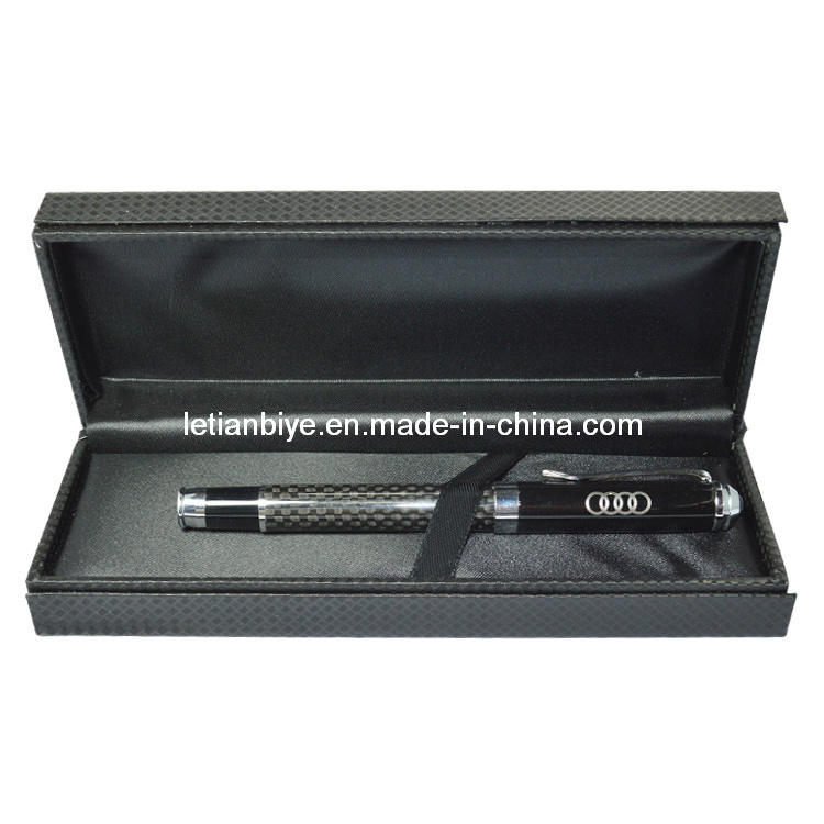 Superior Luxury Metal Pen Carbon Fiber Gift Set (LT-Y129)