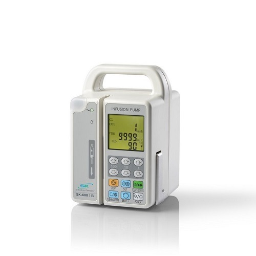 Portable Infusion Pump for Hospital