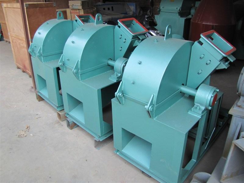 High Efficiency Wood Sawdust Machine