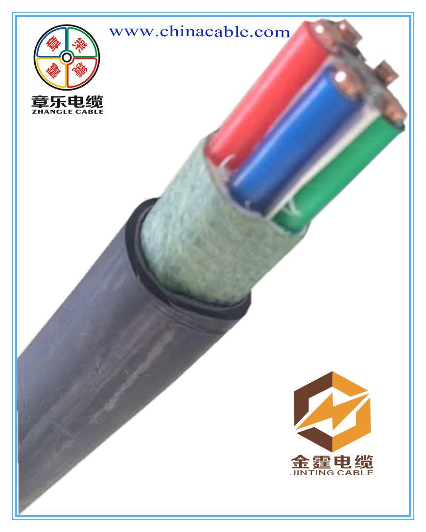 Multicore Copper Cable PVC Control Cable 450/750V