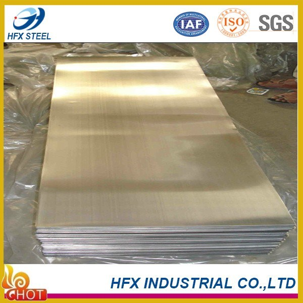 High Quality Galvanized Steel Plate