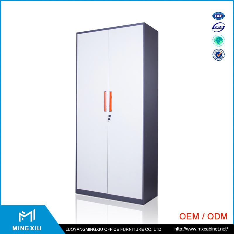 Mingxiu Norrow Edge 2 Door Metal Storage Cabinet / Office Use Steel File Cabinet