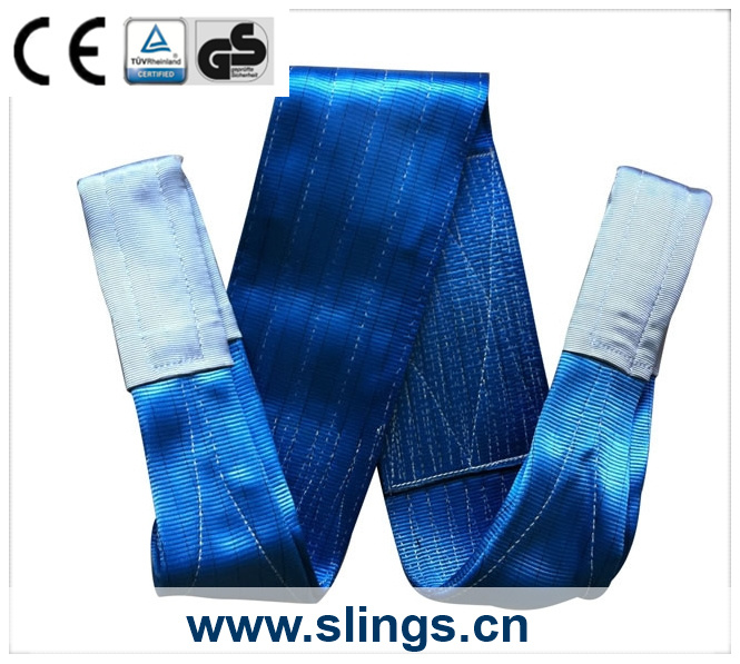 Good Quality Webbing Sling (HEAVY EYE TYPE)