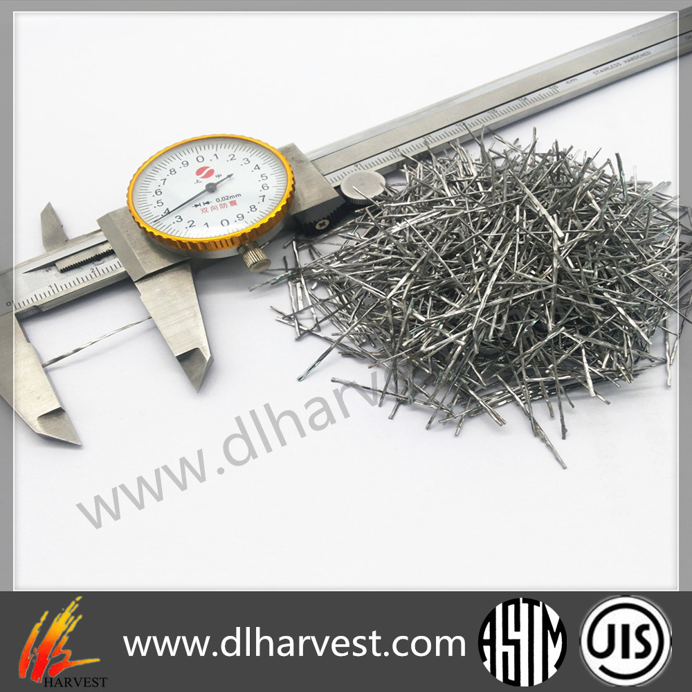 Factory Supply Steel Fiber