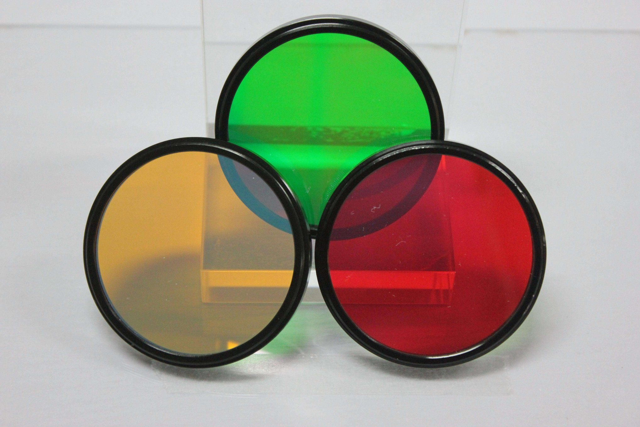 Color Filter Optical Glass/Optical Filters