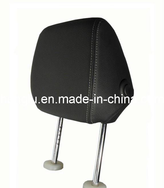Black Auto Seat Headrest