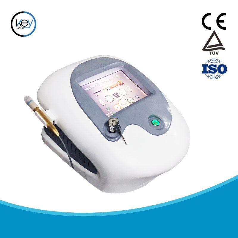 980nm Diode Laser Vascular Removal Spider Vein Removal Machine
