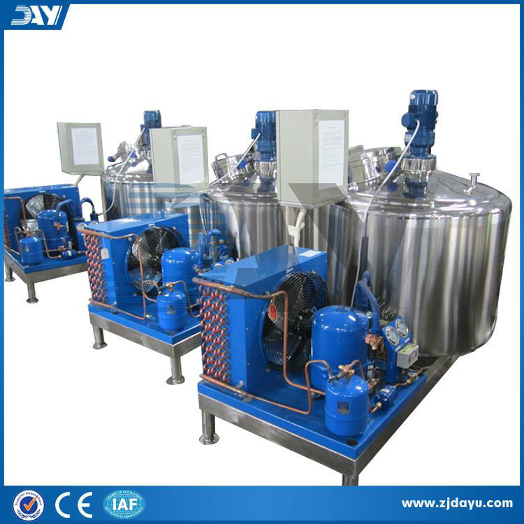 Mini Dairy Processing Plant : China dairy processing equipments