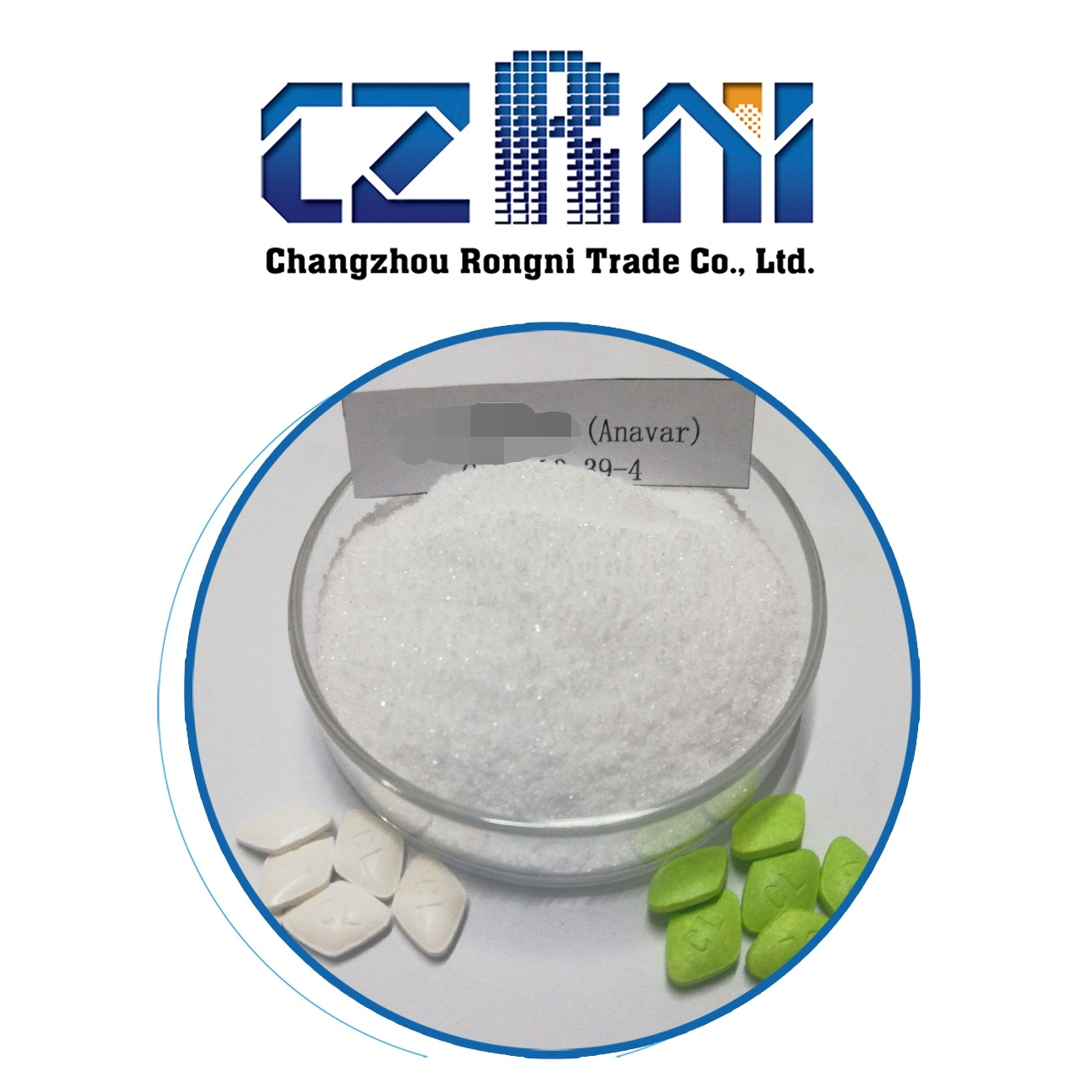 Best Quality Oxandro Lon Anavar Powder and Pills Anavar for Muscle Growth