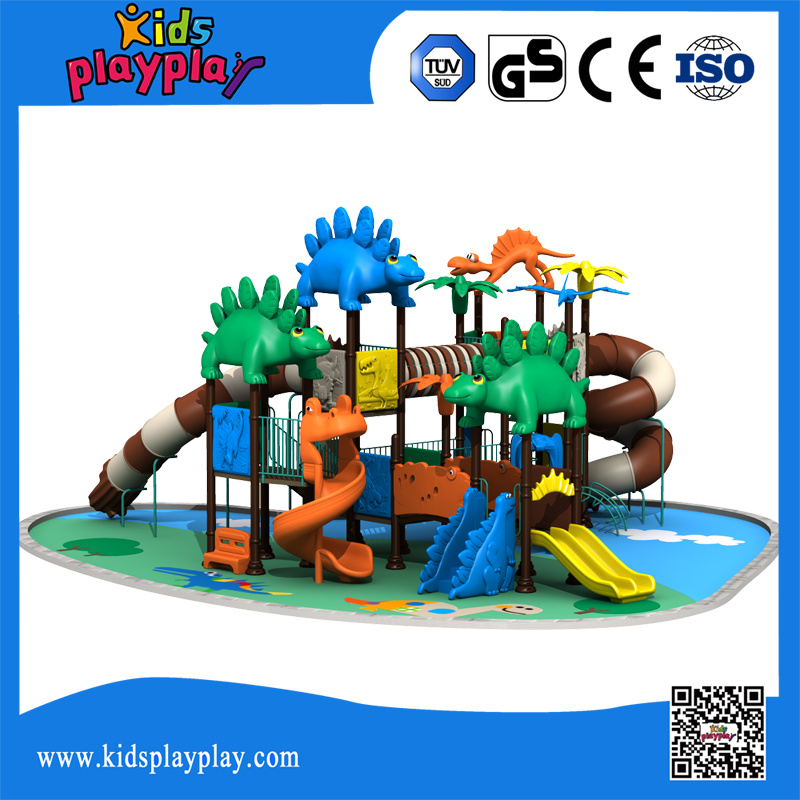 Nature Series Attractive Outdoor Playground Equipment for Children