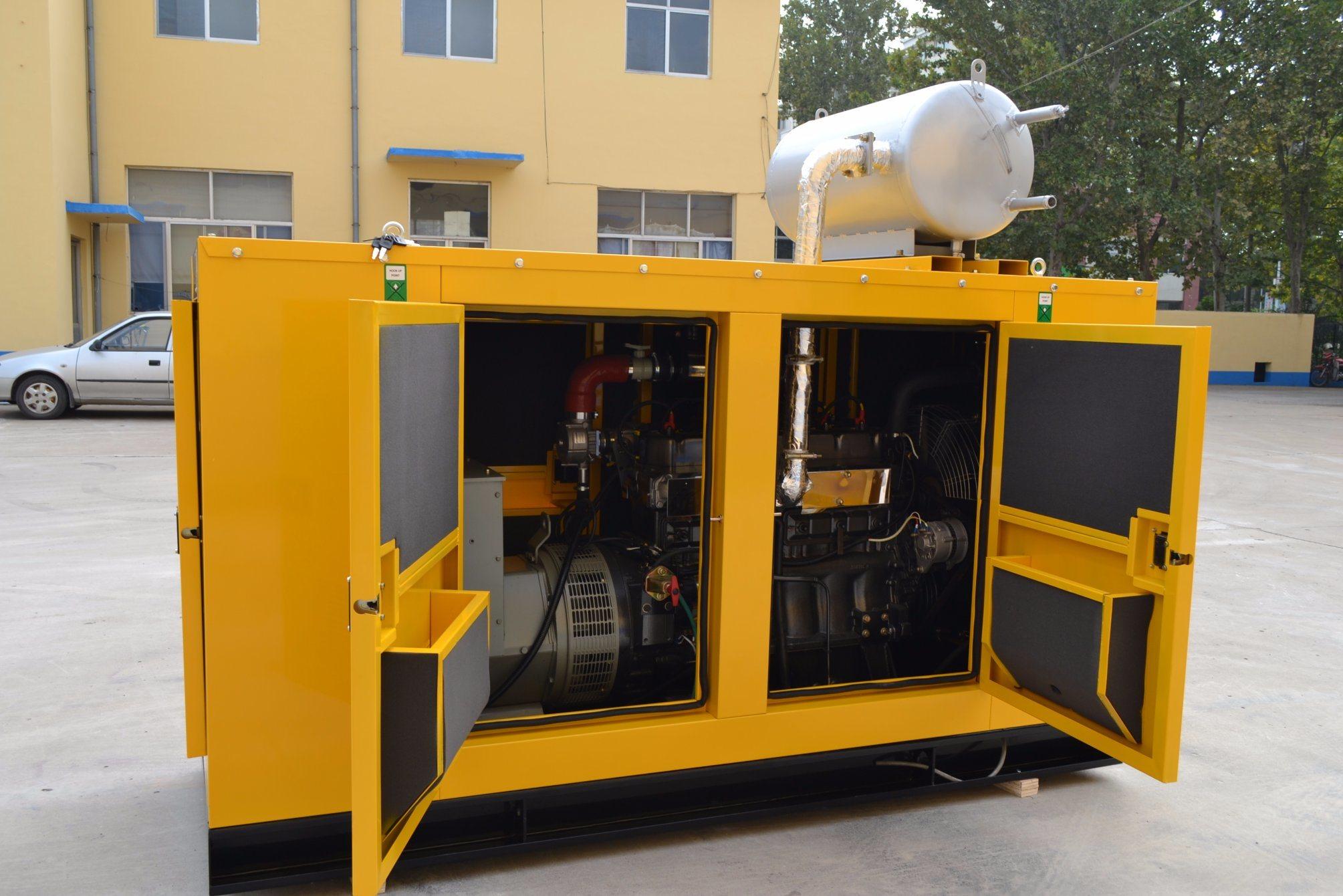 China 6 Cylinder Natural Gas Methane Natural Gas LPG Generator
