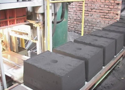 Automatic Sand Molding Machine in Foundry