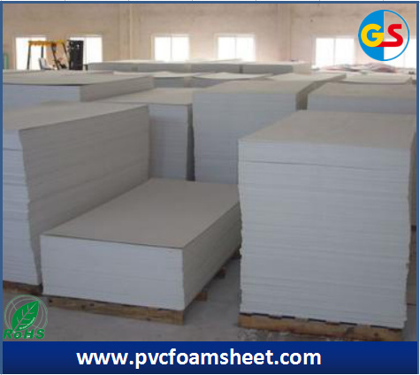 PVC Solid Sheet for UV Printing Materials