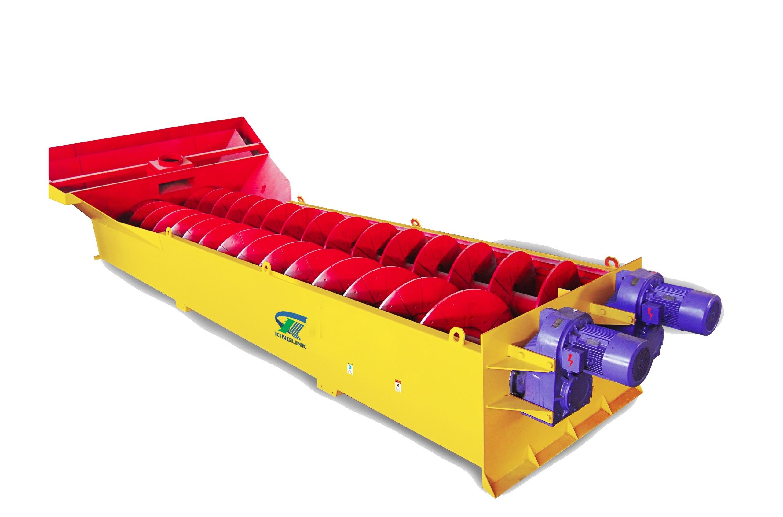 High Capacity Sand Washing Machine Screw Type
