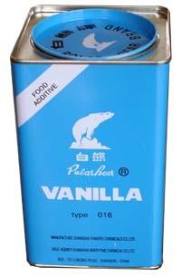 Polar Bear Brand Vanillin Powder