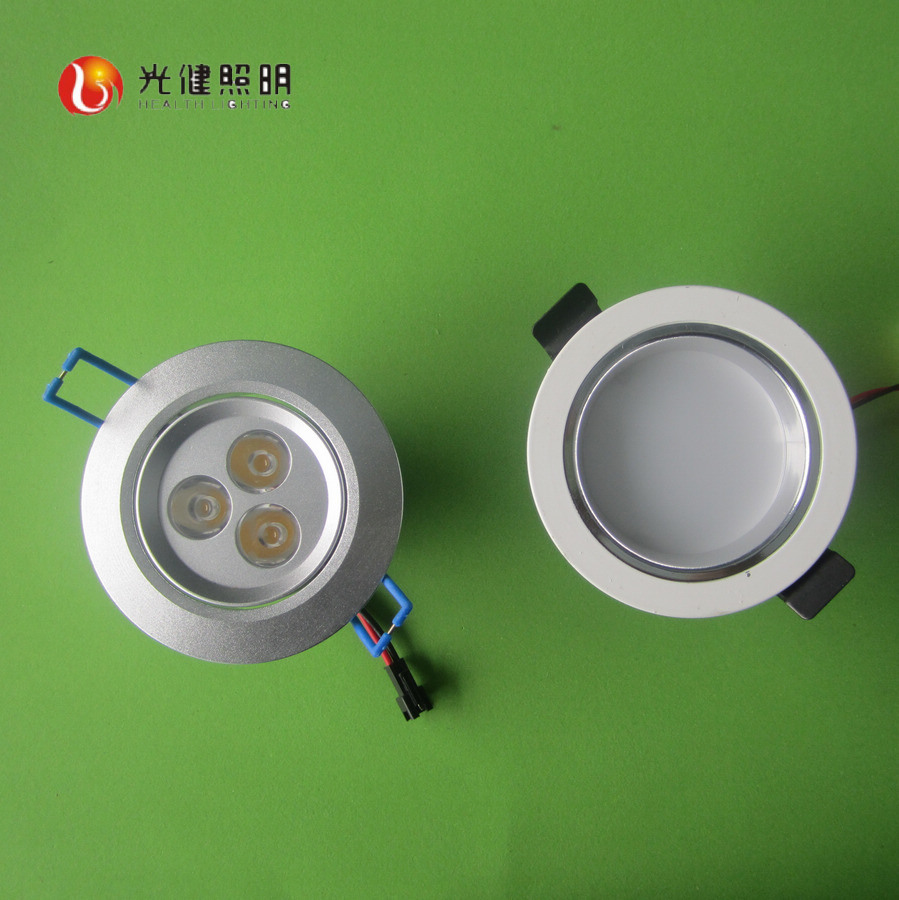 Led Ceiling Lights Made In China : W led down light ceiling china