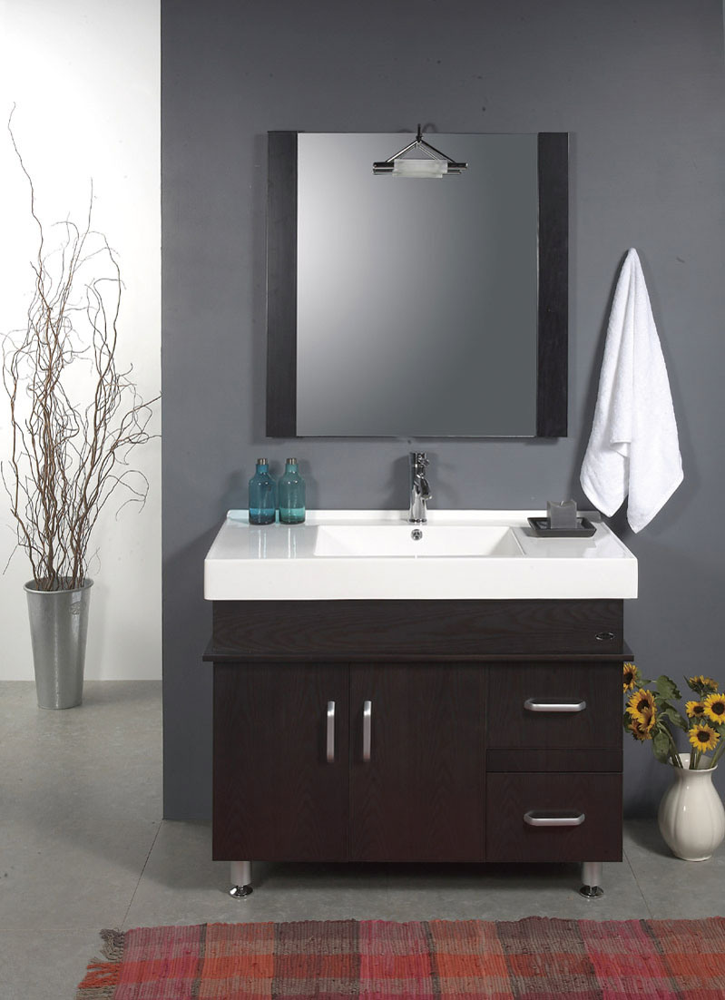 China MDF Bathroom Cabinets AJ7007 2 China Bathroom