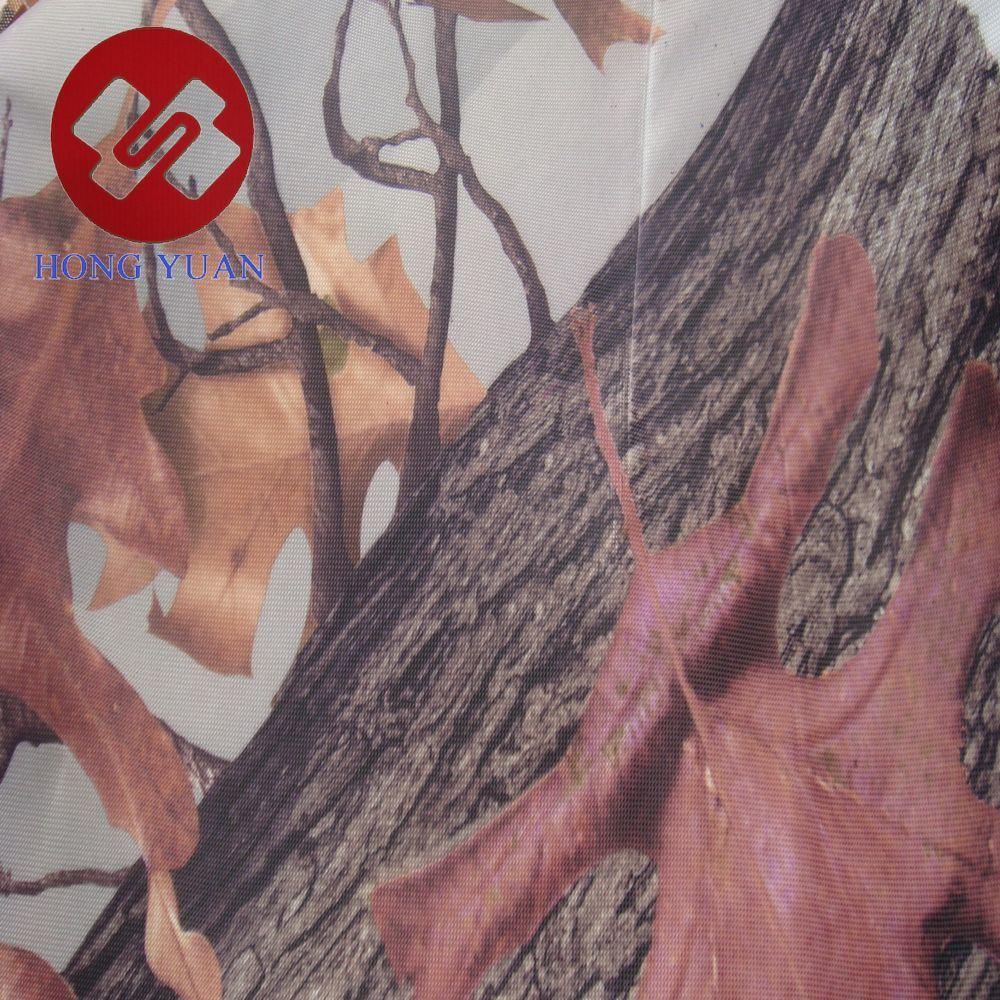 Tree Camouflage Fabric (CAMOU0035)