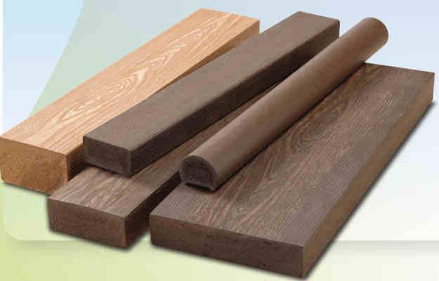 China hips plastic lumber