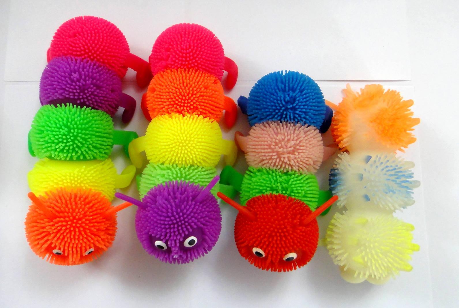 Puffer Ball Toys : China animal puffer ball toy