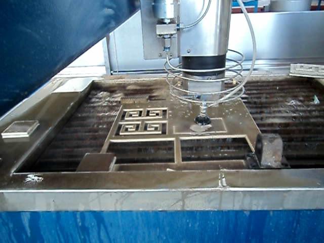CNC Waterjet Machine