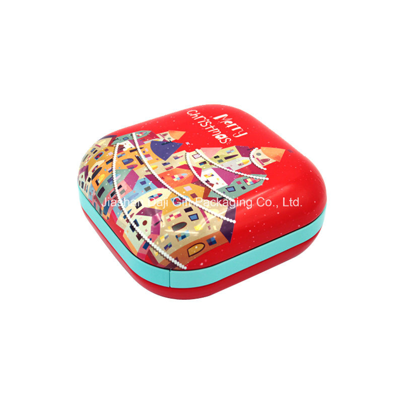 Special Design for Packaging Tin Can Food Box (S001-V8)