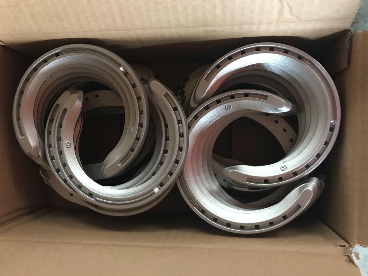 Aluminium Alloy Racing Horseshoes for Horses