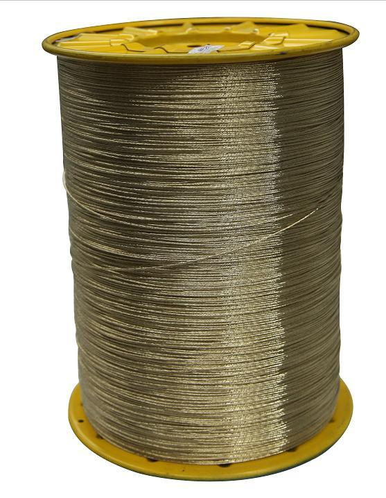Radial Tire Brass Coated Steel Wire, Hose Wire (0.5mm)