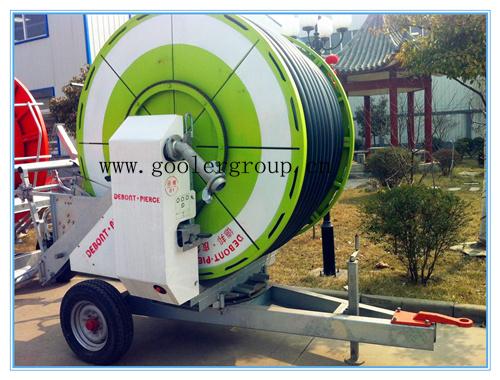 Rainwalker Hose Reel Irrigation System Machine