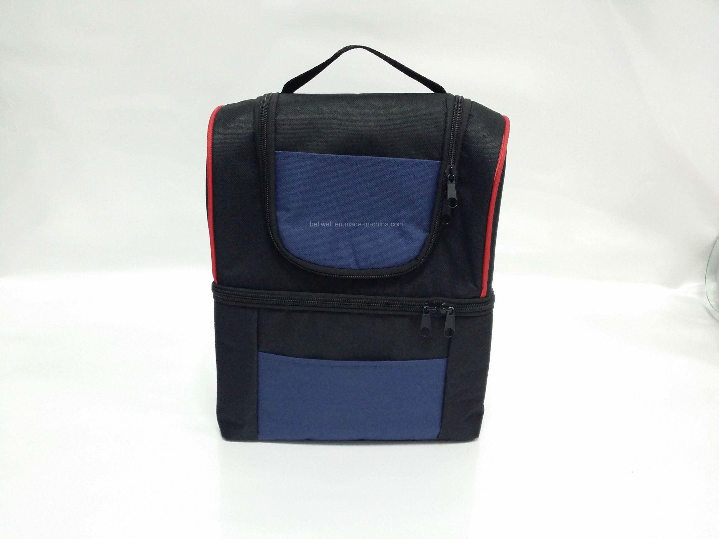 Double-Decker Cooler Bag Travel Bag