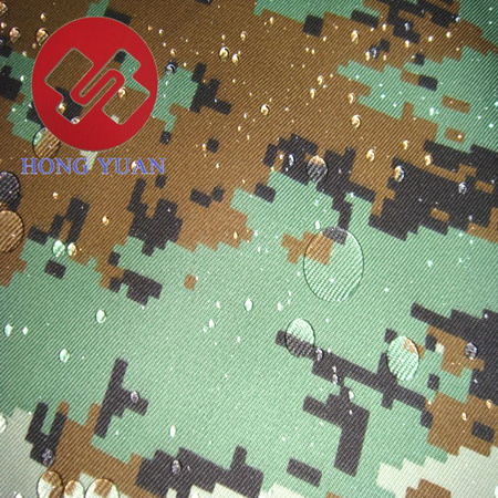 Digital Camouflage Fabric (CAMOU0027)