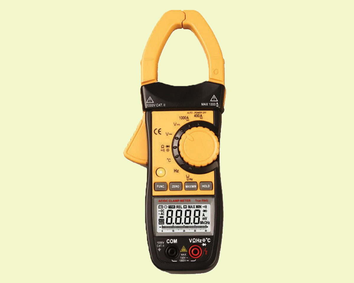 Dc Clamp Harbor Freight : Clamp meter parts