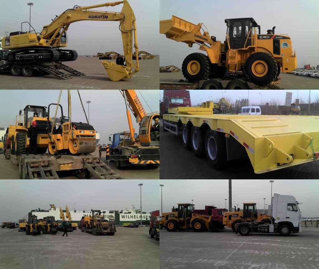 China Construction Machinery - China Excvavtor, Roller