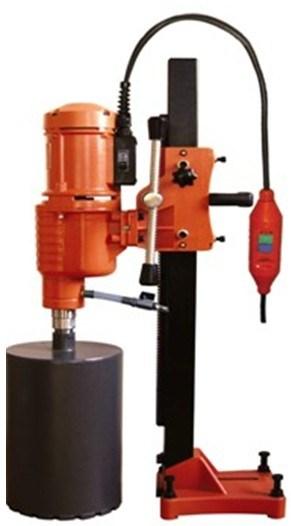 255mm Concrete Coring Machine, with Various Speeds (SCY-2550E)